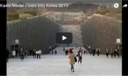 The Kawa Flows into Korea 2015