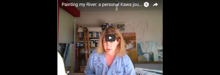 Painting my River: a personal Kawa journey (Jen Gash)