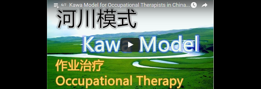 Chinese language intro to the Kawa Model (Wendy Feng)