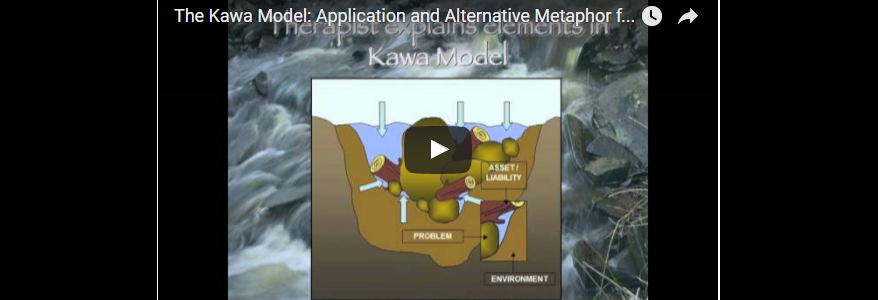 The Kawa Model: Application and Alternative Metaphor for Life (Kari Tracy)