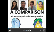 A comparison of two occupational therapy models (Teoh Jou Yin, WFOT 2014)