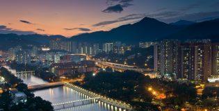 hong kong river