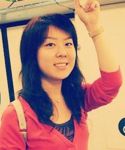 Wendy Feng Manages Chinese language Kawa social media.