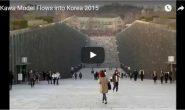 The Kawa Flows into Korea 2015