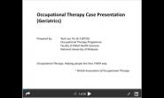 Geriatrics Case Study (Teoh Jou Yin)