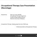 Neurology Case Study (Teoh Jou Yin)