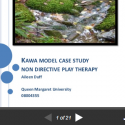 Non-directive Play Case Study (Aileen Duff)