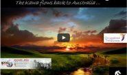 The Kawa Flows Back to Australia 2015