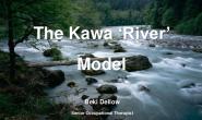 The Kawa 'River' Model